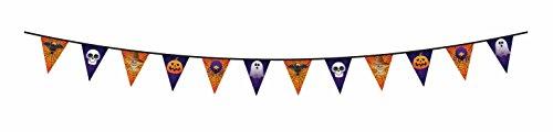 Forum Novelties Halloween Party Pennant Banner, 12