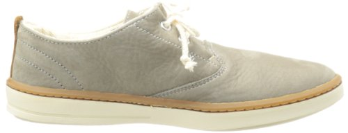 pictures of Timberland Women's Hookset Handcrafted Leather Oxford,Grey,5.5 M US