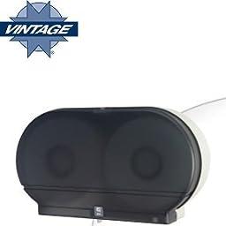 2 Roll Jumbo Toilet Tissue Dispenser. For 9\