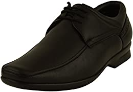 Buffy 3405 Mens Leather Derby Shoes