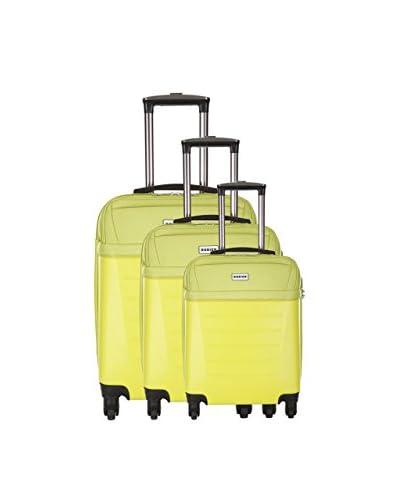 RODIER Set de 3 trolleys rígidos Orosi