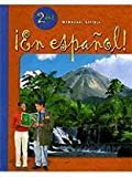 McDougal Littell En Espanol! Level 2, Pupil Edition (Spanish Edition)