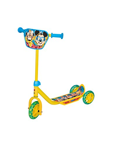 Excel Innovators Three Wheel Scooter Mickey Mouse Multi...