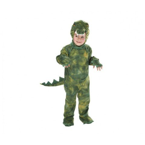 Just Pretend Kids Alligator Animal Costume, Large