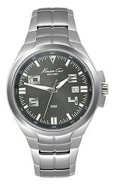 Kenneth Cole New York Bracelet Black Dial Men's watch #KC9072