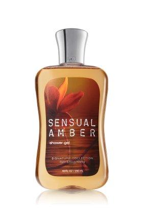 バス&ボディワークス センシュアルアンバー シャワージェル Sensual Amber Shower Gel