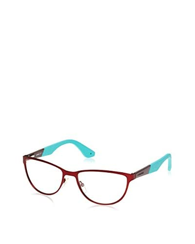CARRERA Montatura CA5516 8JS (54 mm) Bordeaux/Turchese