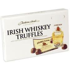 Butlers Irish Whiskey Truffles - Milk Chocolate Truffles with Jameson Irish Whiskey