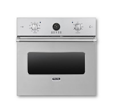 "Viking Veso5302Ss: 30"" Single Custom Electric Premiere Oven, No Brass Accent"