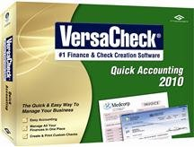 G7 Productivity Systems Versacheck Quick Accounting 2010 (Multi-User)