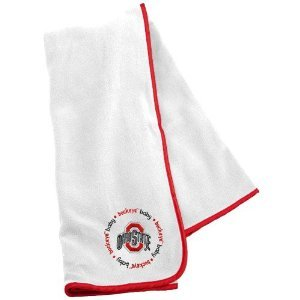 Ohio State Buckeyes Receiving Blanket 24x36 by NCAA
