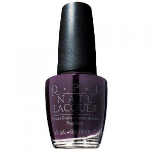 OPI NLW42 Lincoln Park after Dark