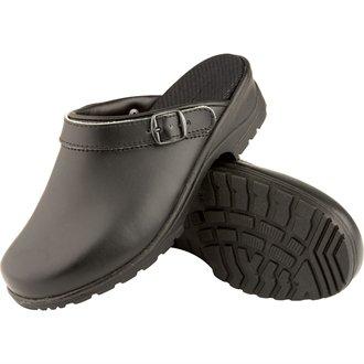 Klogs Kitchen Pro Clog Slip On Shoe Black Size Euro 45 Uk 10 5 Traditional Design
