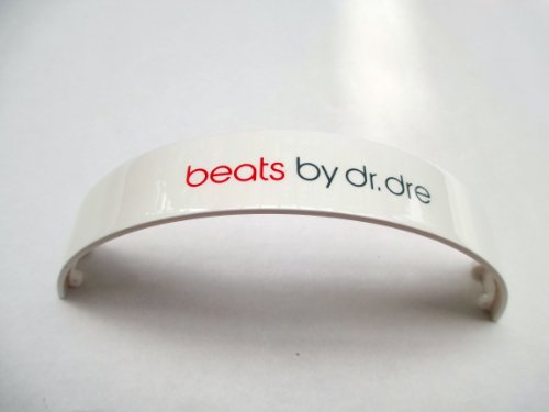 Goodies® Replacement Headband Top Parts For Monster Beats By Dre Solo Solohd Repair White