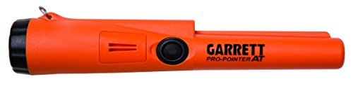 New Garrett 1140900 Pro-Pointer AT Waterproof Pinpointing Metal Detector, Orange