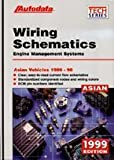 img - for Wiring Schematics - Engine Management Systems - Asian Vehicles 1986-98 book / textbook / text book