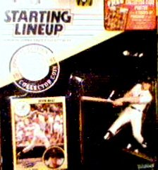 Kevin Maas Action Figure of the New York Yankees - Major League Baseball 1991 Special Edition Collector Coin Starting Lineup Sports Super Star Collectible