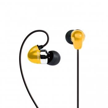 Polaroid Pep36Yel Stereo In-Ear Earphones - Yellow Polaroid Pep36Yel Stereo In-Ear Earphones - Yell