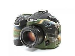 Easy Cover Compatible With Nikon D7100 Comouflage Camera Case