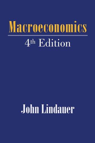Macroeconomics: 4th Edition