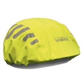 Altura Men's Nightvision Helmet Cover Caps, Hi Viz Yellow, NO SIZE by Altura