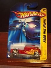 Hot Wheels Collectible Diecast Car: 2006 New Models 70 Dodge Challenger Hemi 29/223 29 Of 38