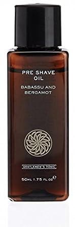 Gentlemen's Tonic Pre Shave Oil 50 ml