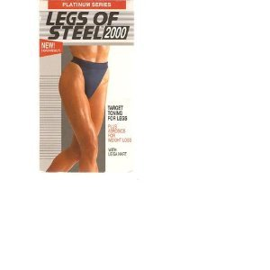 Legs Of Steel 2000: Platinum Series [Vhs]