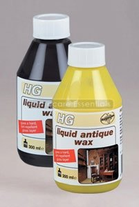 Liquid Antique Wax 300ml Brown