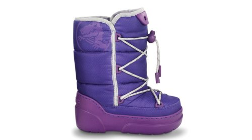 lower price with fd01d 03a57 Crocs Stiefel: Crocs Kosmoboot Kids Moon Boots für Kinder ...