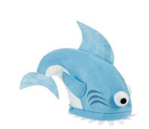 Shark Fin Hat/Party Supplies/Costume/Novelty/Hats/Beach Party