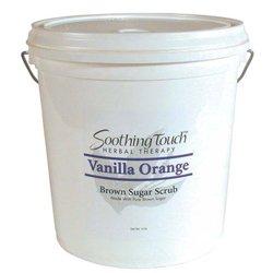 Soothing Touch Vanilla Orange Brown Sugar Scrub, 2 Gallon