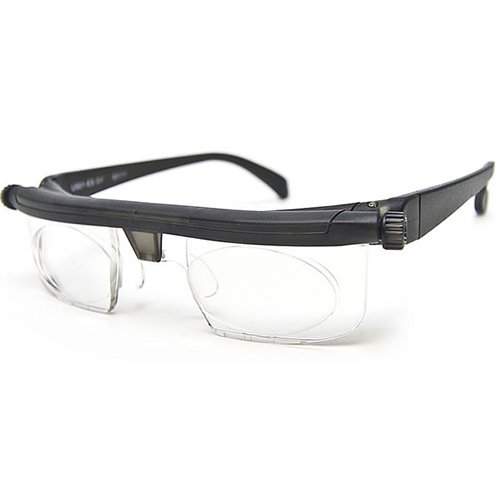 new adlens emergensee adjustable eyeglasses for emergency
