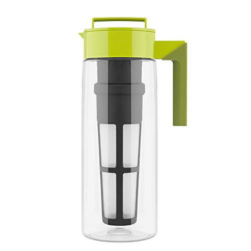 New Takeya Flash Chill Iced Tea Maker (2 Quarts Avocado)
