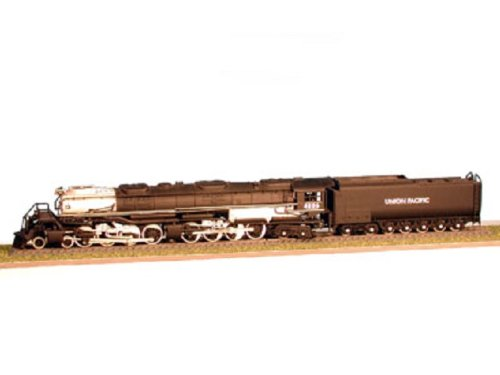 Revell Big Boy Locomotive (Ho Model Train Building Kits compare prices)