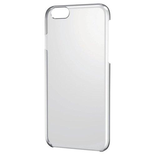 ELECOM iPhone6 シェルカバー クリア PM-A14PVCR