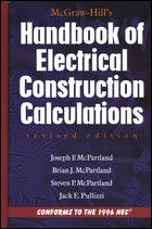 McGraw-Hill Handbook of Electrical Construction Calculations, Revised Edition - McGraw Hill - MG-B00187WVNS - ISBN: B00187WVNS - ISBN-13: