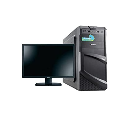 "Core I3 Processor / 4 GB RAM / 1 TB / DVD RW / 18.5"" Monitor"