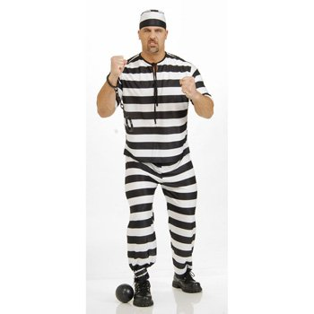 Male Prisoner Halloween Costumes