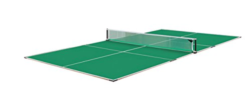 Sport Squad Portable Table Tennis Conversion Top with 4-in-1 Game