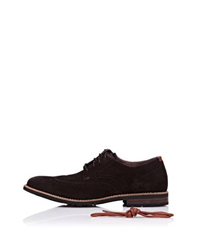 Rockport Zapatos  Lh2 Wing Oxford Chocolate
