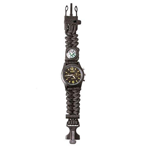 bracelet-de-survie-paracorde-montre-boussole-sifflet-flint-outdoor-bushcraft-gear-noir