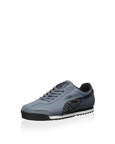 PUMA Men's Roma SL Nubuck 2 Wild Rebel Sneaker