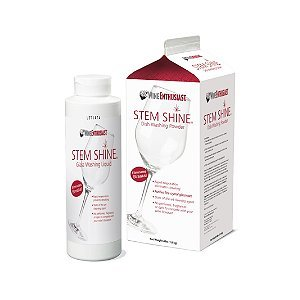 Stem Shine Wine Glass Cleaner -Set Of Powder And Liquid front-619924