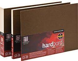 Ampersand Hardbord 16 in x 20 in each