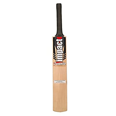 BLT IMPACT DYNAMITE Leather Cricket Bat With Full Cover