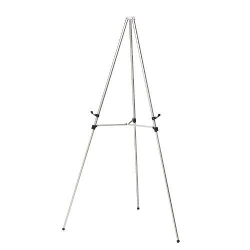 Ghent Telescoping Easel Satin, Aluminum, 3 Leg (1060)