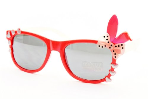 Kd232-vp Style Vault Kids Party Cateye Sunglasses
