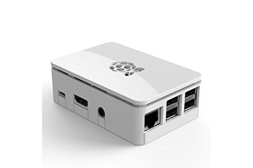 NEW! Raspberry Pi Model B+ Case (OneNineDesign) - Blanc