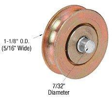 sliding patio door replacement roller 1 1 8 diameter